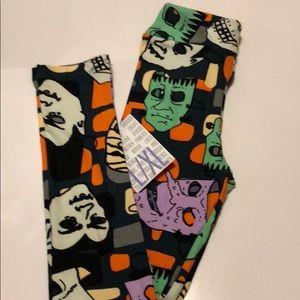 Other - Halloween Lularoe Leggings - Unicorn!